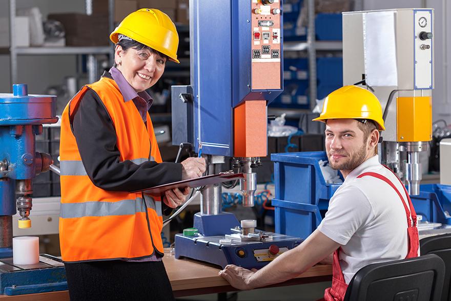 Prévention des accidents du travail et aides financières pour les entreprises de moins de 50 salariés.