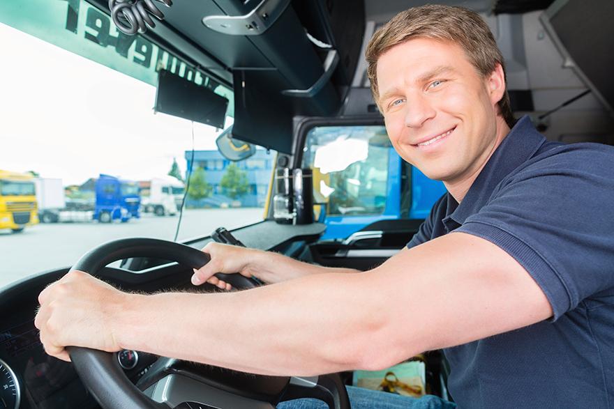Un chauffeur routier peut-il transporter ses proches ?